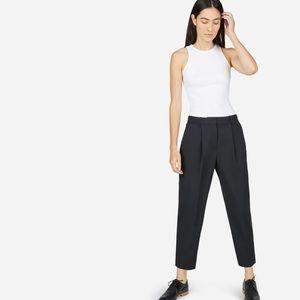 Everlane Pants - Everlane- Italian GoWeave Slouchy Pant in black